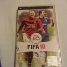 FIFA10 pentru PSP - Jocuri PSP Ea Sports