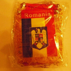 Fanion Romania tricolor steag - Steag fotbal, Nationala