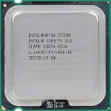 Intel® Core™2 Duo Processor E7300 (3M Cache, 2.66 GHz, 1066 MHz FSB) skt775 - Procesor PC, Intel Core 2 Duo, Numar nuclee: 2, 2.5-3.0 GHz, LGA775