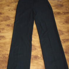Pantaloni GF FERRE originali marimea 38 italiana (XS/S) PRET INCREDIBIL ! - Pantaloni dama Gianfranco Ferre, Culoare: Negru, Lungi, Lana
