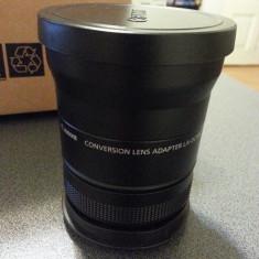 Conversion lens adapter la DC58k - Lentile conversie foto-video