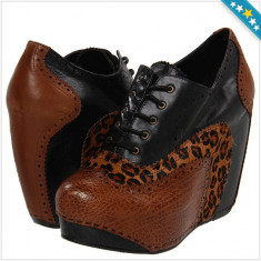 100% AUTENTIC - Pantofi cu Platforma CHINESE LAUNDRY Kickstart - Pantofi Dama, Femei - Pantofi Piele Naturala - Pantofi Originali - Pantof dama Chinese Laundry, Marime: 36, 37, 38