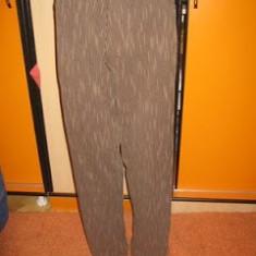 PANTALONI DORAMAFI XXXL - Pantaloni XXXL, Culoare: Maro
