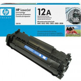 Cartus imprimanta - Cartus original REINCARCAT HP12A (Q2612A), cilindru imagine schimbat, toner de calitate