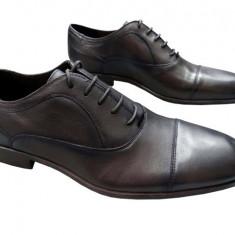 Pantofi barbati piele naturala Denis-2597-E-m