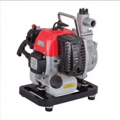 Pompa gradina, Motopompe - 079908-Motopompa pe benzina 1.2 CP pe 1 tol