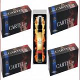 4 X CARTEL 500 tuburi, filtre / cutie = 2000 TUBURI + AROMA PENTRU TUTUN