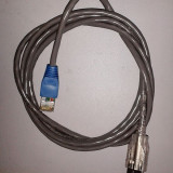 Cablu USB pentru cititor de coduri de bare (scaner) Symbol LS2208