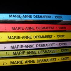 Roman - Torente(6volume)-Marie Anne Desmarest (stare foarte buna)