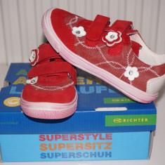 Pantofi copii, Fete - Pantofi sport fete Richter Austria - NOI, ORIGINALI!
