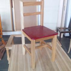 Scaun din stejar pentru copii ((310x310x340) - Masuta/scaun copii Altele