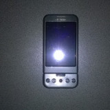 Telefon HTC, Negru, 2GB, Neblocat, Single core, 256 MB - Htc dream(g1) - second-hand