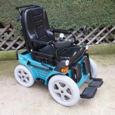 Scaun cu rotile - Fotoliu rulant electric