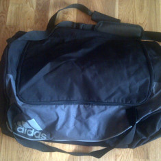 Geanta voiaj neagra Adidas