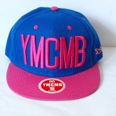 Sapca YMCMB sepci Young Money Cash Money Billionaires sapca ny new york SNAPBASK ( Marime Reglabila) sa515 - Sapca Barbati