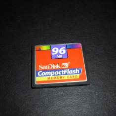 SANDISK COMPACTFLASH 96MB - Card Compact Flash