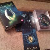 Alien Quadrilogy de luxe edition - Film SF, DVD, Engleza
