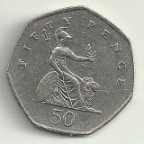 ANGLIA 50 PENCE 1997 [1], Europa