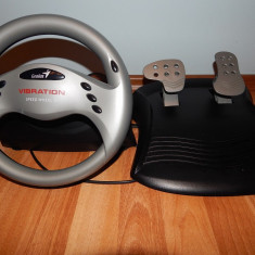 Accesoriu Consola - Volan + pedale