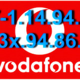 CARTELE - NUMERE - AUR_VIP_PLATINA_GOLD_SPECIALE_CARTELA_MICRO-SIM_VODAFONE_1 NUMAR_FAVORIT_____ 07-1.14.94.89 _____ 073x.94.86.56 _____ 15 __LEI__NR - Cartela Vodafone