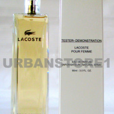 Parfum Lacoste, Apa de parfum, Floral, Casual - Parfum Tester Lacoste Pour Femme + Livrare Gratuita in toata tara !