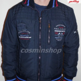 Geaca PAUL SHARK Model NOU de Sezon - Negru / Bleumarin !!!