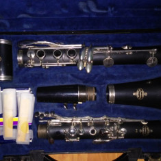 Vand, Clarinet Buffet Crampon (Si b.)