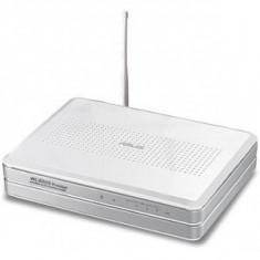 Vand router ADSL wireless Asus WL-500G premium, Port USB, Porturi WAN: 4