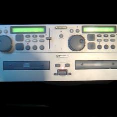 CD. DUBLU OMNITRONIC- CDP460 - CD Player DJ