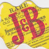 Cartonas de colectie - Suport de pahar / Biscuite J&B