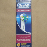 Set 3 rezerve capete periuta dinti electrica ORALB ORIGINALE Floss Action Oral-B