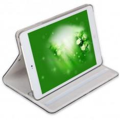 Husa Tableta, iPad mini - Husa din piele naturala Doormoon, suport carti de vizita, diverse culori, pentru iPad Mini