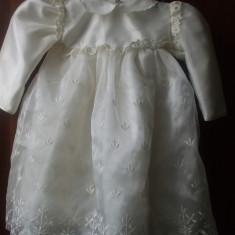 Rochie ocazie copii, Alb