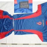 """ECHIPAMENT FOTBAL COPII, 11-12 ANI, COMPLEU (tricou + sort) cu numarul """"9"""" - Set echipament fotbal, Marime: XS/S"""