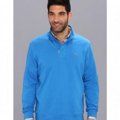 Hanorac barbati Lacoste Half Zip Interlock Sweatshirt | 100% original | Livrare cca 10 zile lucratoare | Aducem pe comanda orice produs din SUA