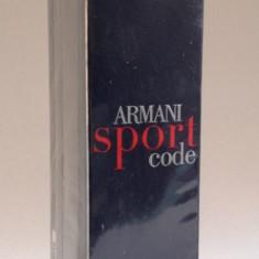 Armani Code Sport Eau de Toilette, barbati 100 ml - replica calitatea A ++ - Parfum barbati Armani, Apa de toaleta