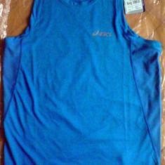Maieu alergare Asics Hermes M - IN STOC, Culoare: Albastru, Marime: M, Veste