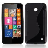 Husa Nokia Lumia 630 635 TPU S-LINE Black