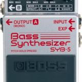 BOSS SYB-5 Bass Synthesizer - Efect Chitara