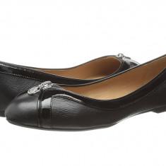 Balerini dama - Pantofi femei Armani Jeans Patent Trim Ballet Flat | 100% originals | Livrare cca 10 zile lucratoare | Aducem pe comanda orice produs din SUA