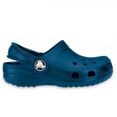 Papuci Crocs copii Classic (Crc10006-410) - Papuci copii Crocs, Marime: 21.5, 23.5, 25.5, 27.5, 33.5, 34.5, Culoare: Bleumarin