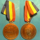 Romania Bucuresti Locul 3 - Medalii Romania