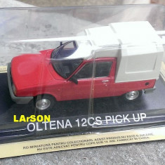 Macheta auto, 1:43 - Macheta metal DeAgostini Oltena 12CS Pick-Up (Oltcit) Masini de Legenda 72