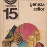 Carte despre Paranormal - ALEXANDRU BABES - GENEZA ZEILOR. ESEU DE ANTROPOLOGIE RELIGIOASA { 1970, 197 p. }