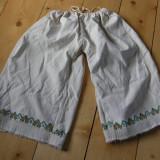 tesatura textila - PANTALONI POPULARI, COSTUM POPULAR, VECHI