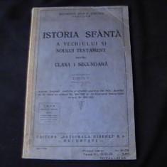 ISTORIA SFINTA -CLS-1-ECONOM P. TINCOCA-