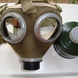 Masca de gaze, obiect vechi de colectie
