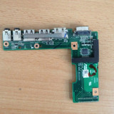 Modul USB, audio HDMI VGA Asus K52 K52J A22.63 A51.63 - Cabluri si conectori laptop Asus, Cabluri USB