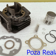 Set cilindri Moto - Kit Cilindru - Set Motor COMPLET Scuter Aprilia Amico - 49cc - 50cc - RACIRE AER