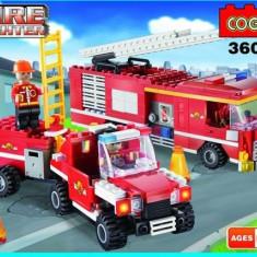 Lego Masini de pompieri - Jocuri Seturi constructie